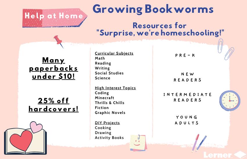 Help at Home Families horizontal