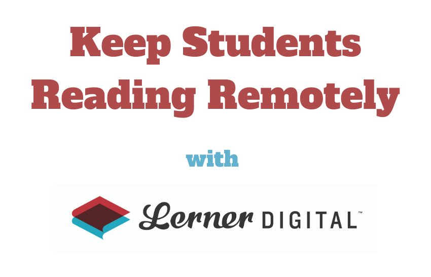 Keep Students Reading Remotely Carousel