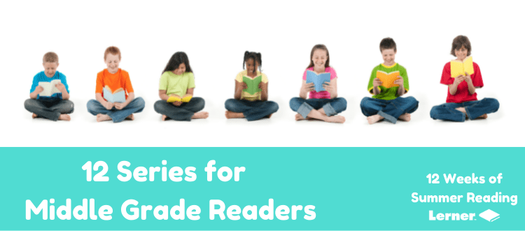 12 Great Series for Middle Grade Readers